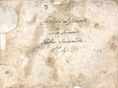 Griselda, ossia La virtù al cimento (Dra... by Paër, Ferdinando
