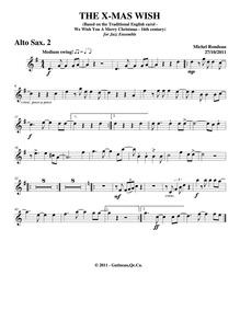 Jazz Collection : Alto sax 2 by Rondeau, Michel
