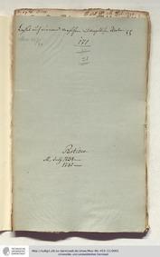 Lasset euch niemand verführen, GWV 1149/... Volume GWV 1149/45 by Graupner, Christoph