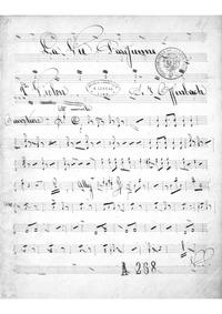 La vie parisienne (Opéra bouffe en cinq ... by Offenbach, Jacques