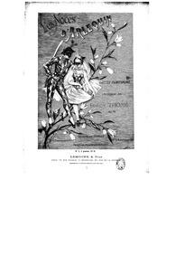 Les noces d'Arlequin (Ballet-pantomime) ... Volume Op.73 by Thomé, Francis