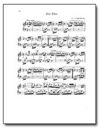 Fur Elise by Beethoven, Ludwig Van