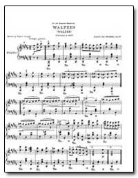 Waltzes by Brahms, Johannes