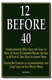 12 before 40 by Quinn, Jon