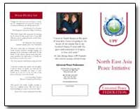 North East Asia Peace Initiative by Moon, Sun Myung, Rev.