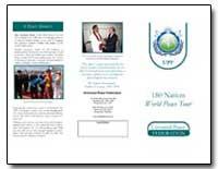 180 Nation World Peace Tour by Kwak, Chung Hwan, Rev.