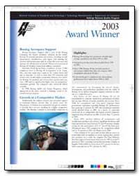2003 Award Winner by