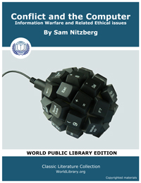 Conflict and the Computer : Information ... by Nitzberg, Sam