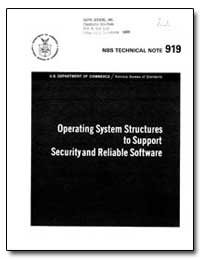Operating System Structures to Support S... by