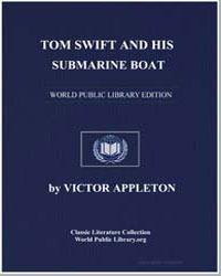 Tom Swift and His Submarine Boat, Or, Un... by Appleton, Victor
