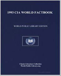 1993 Cia World Factbook by