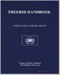 Freebsd Handbook by