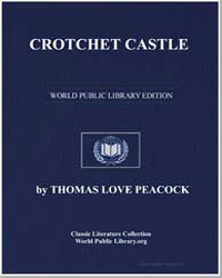 Crotchet Castle by Peacock, Thomas Love