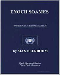 Enoch Soames by Beerbohm, Max