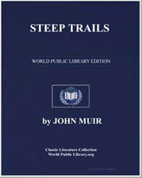Steep Trails by Muir, John