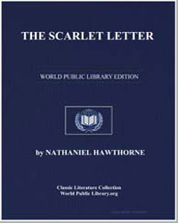 The Scarlet Letter by Hawthorne, Nathaniel