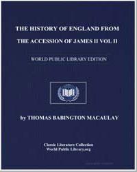 The History of England from the Accessio... by Macaulay, Thomas Babington, Baron