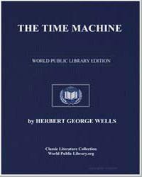 The Time Machine by Wells, Herbert George
