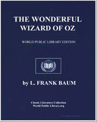 The Wonderful Wizard of Oz by Baum, Lyman Frank