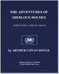 The Adventures of Sherlock Holmes by Doyle, Sir Arthur Conan