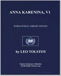 Anna Karenina, Vol. 1 by Tolstoy, Leo