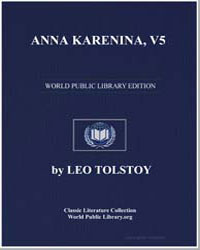 Anna Karenina, Vol. 5 by Tolstoy, Leo