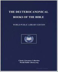 The Deuterocanonical Books of the Bible,... by