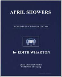 April Showers by Wharton, Edith