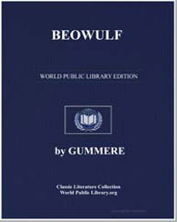 Beowulf by Anonymous