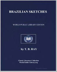 Brazilian Sketches by Ray, T. Bronson