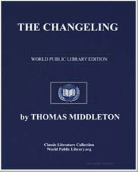 The Changeling by Middleton, Thomas