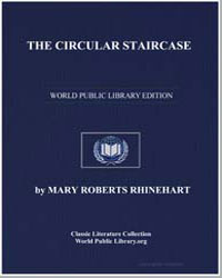 The Circular Staircase by Rhinehart, Mary Roberts