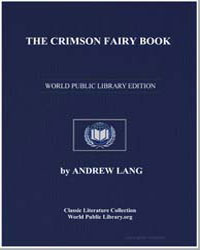 The Crimson Fairy Book by Lang, Andrew