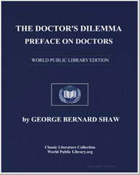 The Doctor's Dilemma : Preface on Doctor... by Shaw, George Bernard