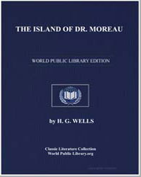 The Island of Dr. Moreau by Wells, Herbert George