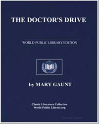 The Doctor's Drive by Gaunt, Mary