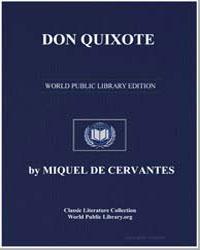 Don Quixote by De Cervantes, Miquel
