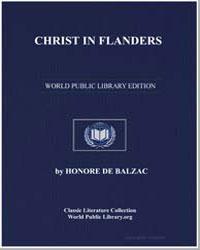 Christ in Flanders by De Balzac, Honore