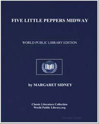 Five Little Peppers Midway by Sidney, Margaret