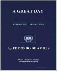 A Great Day by De Amicis, Edmondo