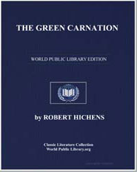 The Green Carnation by Hichens, Robert