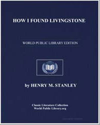 How I Found Livingstone by Stanley, Sir Henry M.