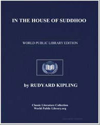 In the House of Suddhoo by Kipling, Rudyard