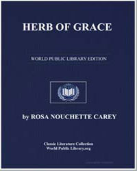 Herb of Grace by Carey, Rosa Nouchette