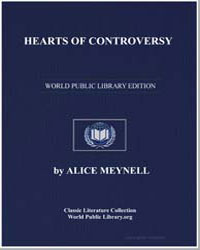 Hearts of Controversy by Meynell, Alice