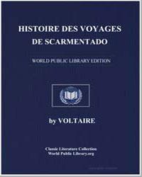 Histoire des Voyages de Scarmentado by Voltaire