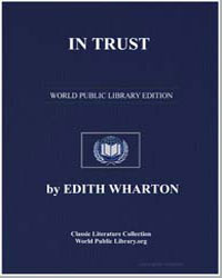 In Trust by Wharton, Edith
