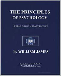 The Principles of Psychology by James, William Dobein