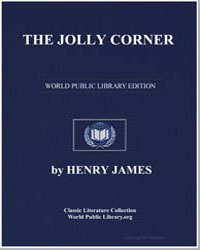 The Jolly Corner by James, Henry
