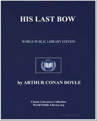 His Last Bow by Doyle, Sir Arthur Conan